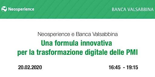 Neosperience e Banca Valsabbina: la trasformazione digitale delle PMI