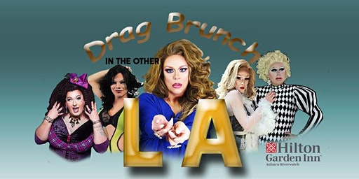 Drag Brunch in the other L/A