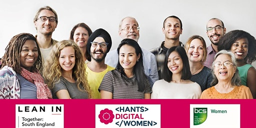 Hants Digital Women Celebrate International Women's Day