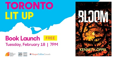 Toronto Lit Up: Bloom tickets