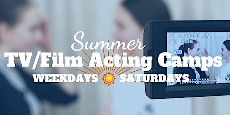 Summer NYC Kids & Teen TV/Film Acting Camps tickets