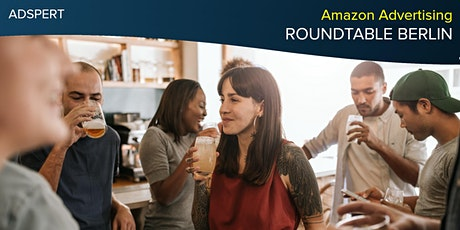 Adspert Amazon Online Roundtable - Key ingredients to sell successfully tickets