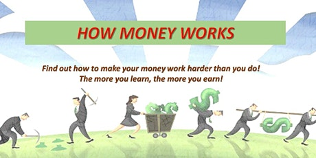How Money Works - Financial Education Session tickets