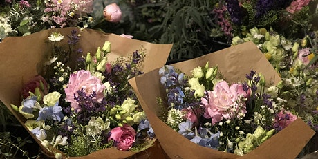 Mothers Day Special - How to Create a Handtied Bouquet tickets