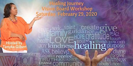 Healing Journey Vision Board Workshop tickets