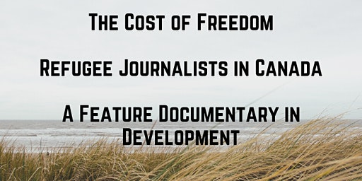 February 27, 2020: Refugee Journalists in Canada: A Conversation