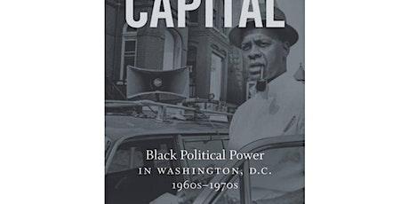 Author Talk: Democracy's Capital tickets