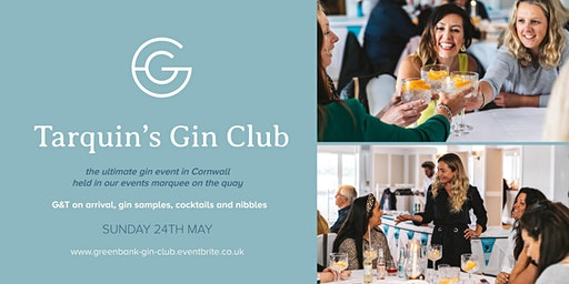 Gin Club: Tarquin's at The Greenbank