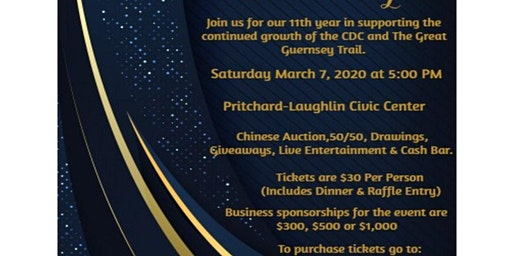 The 11th Annual Guernsey County CDC Winter Banquet