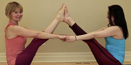 Valentine Partner Yoga tickets