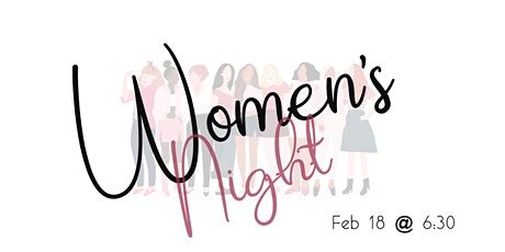 Women's Night: Just for You tickets