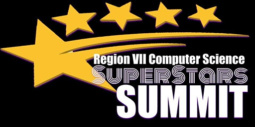 Region VII Computer Science SuperSTAR Summit Exhibit/Sponsor Registration