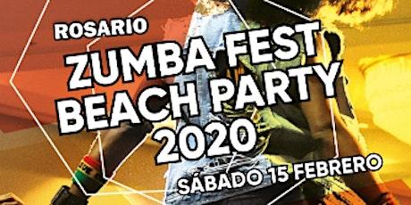ZumbaFest  Rosario Beach Pary entradas