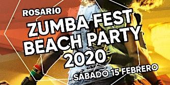 ZumbaFest  Rosario Beach Pary