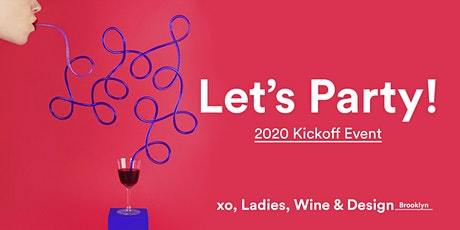 Let's Party! 2020 Kick-off tickets