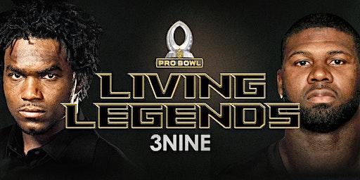 Living Legends: Pro Bowl Saturday Night