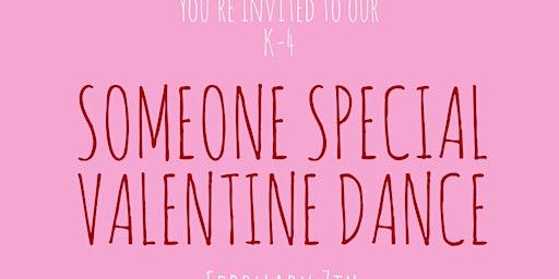 Someone Special Valentine Dance