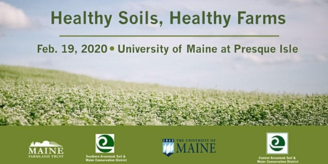 Healthy Soils, Healthy Farms tickets