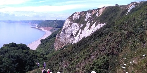 Pi Singles 30's and 40's Branscombe to Beer Coastal Walk