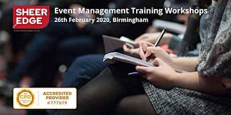 Event Management Training - The essentials for a successful event tickets