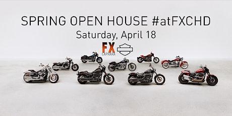 FXCHD's Spring Open House tickets