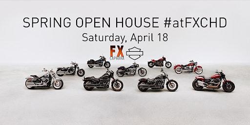 FXCHD's Spring Open House