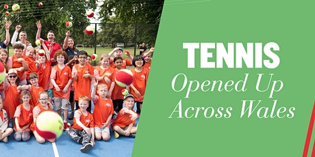 Tennis Wales Conference – Developing large tennis clubs in Wales tickets