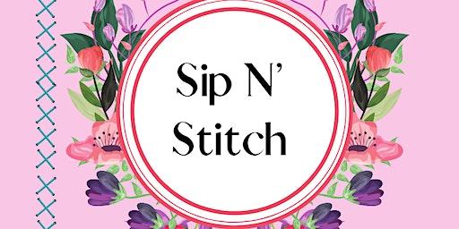 Sip N Stitch