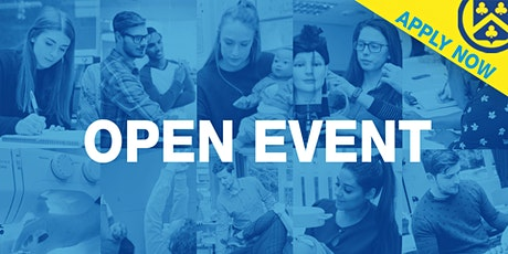 Adult & Higher Education Open Event tickets