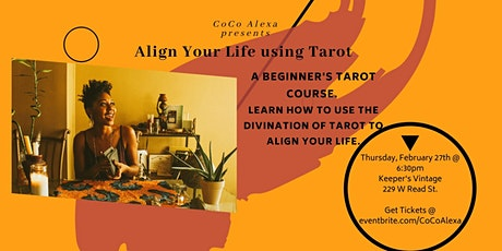 Align Your Life With Tarot tickets