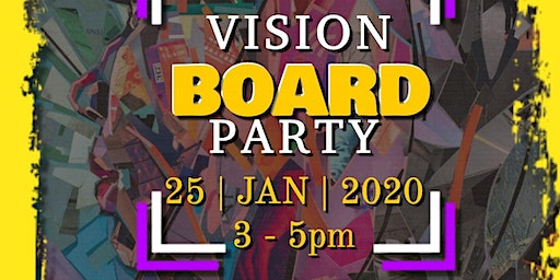 GNL Vision Board Party - Young Adult Ministry