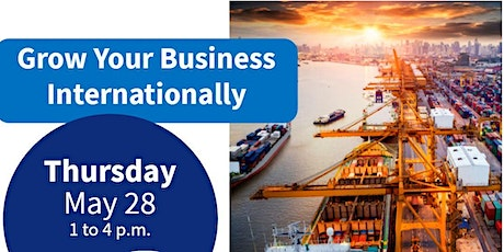 Bothell - Grow Your Business Internationally tickets