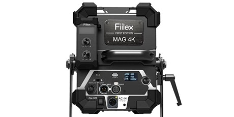 Fiilex Demo Event - Introducing the MAG 4K and Quad 5 tickets