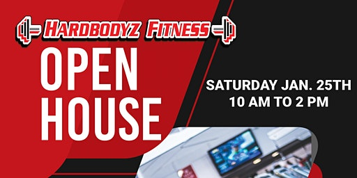 Hardbodyz Fitness Open House