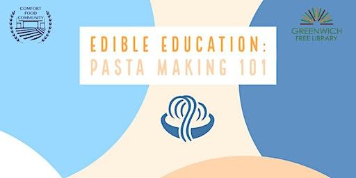 Pasta Making 101