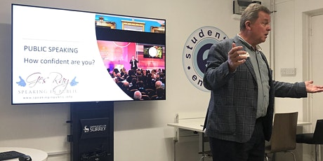 Winning Over an Audience - public speaking with Ges Ray tickets