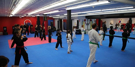 Free Introductory Karate Kids class for children 5-6 years old! tickets