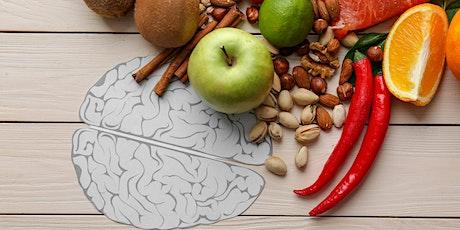 Come nutri la tua mente? La relazione tra cibo e pensiero  biglietti