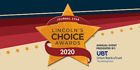 2020 Lincoln's Choice Awards presented by UBT tickets
