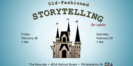 Old-Fashioned Storytelling tickets