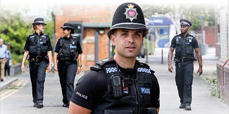 Virtual Surrey Police Inclusion Team PC  Recruitment Webinar tickets