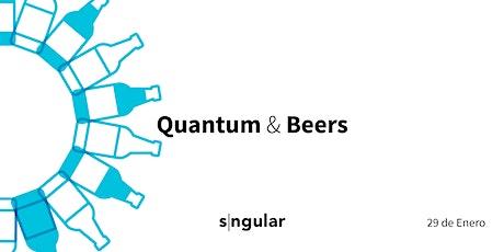 Presentación del Meetup Quantum & Beers entradas