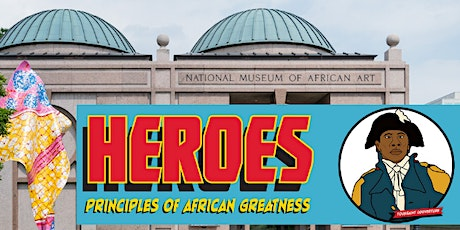Tours in French at the National Museum of African Art - Thursday 03.05.2020 tickets