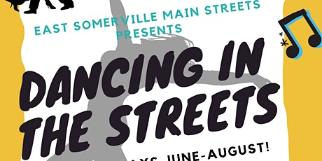 Dancing in the Streets - 'Froca Night tickets