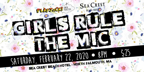 Girls Rule the Mic tickets