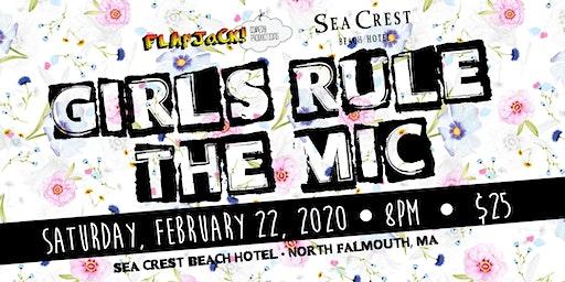 Girls Rule the Mic