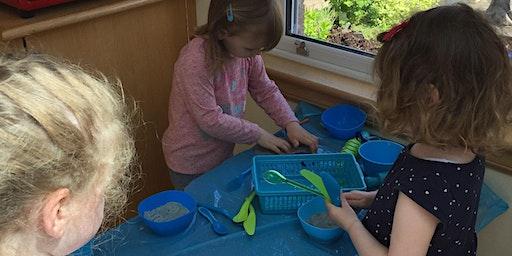 Pre - School Gardening and Nature Activities