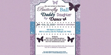 2020 Butterfly Ball Daddy Daughter Dance tickets
