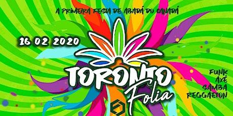 Toronto Folia  - tickets