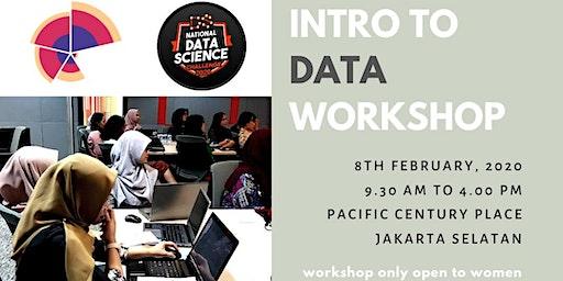 SheLovesData Jakarta: Introduction to Data